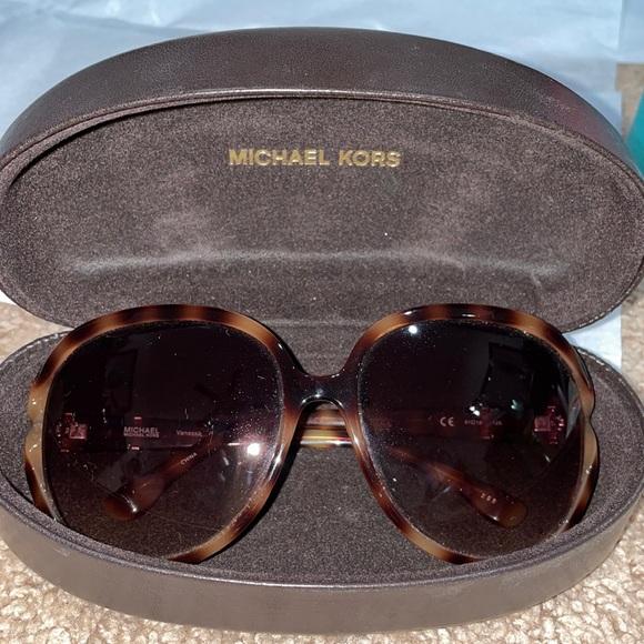 Michael Kors Vanessa Sunglasses (gently used )